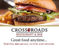 Crossroads Great Food Anytime